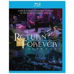 Return To Forever (Ретурн Ту Форевер): Live At Montreux 2008