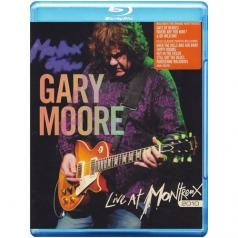 Gary Moore (Гэри Мур): Live At Montreux 2010