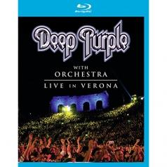 Deep Purple (Дип Перпл): Live In Verona (With Orchestra)