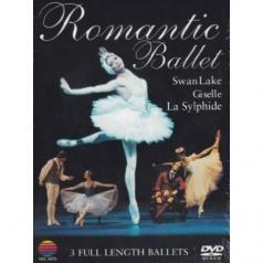 Romantic Ballet Boxset
