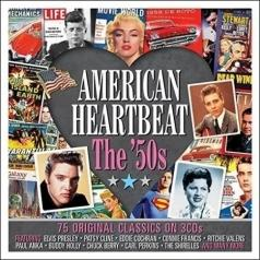 American Heartbeats The '50S