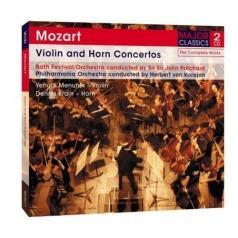 Violin And Horn Concertos
