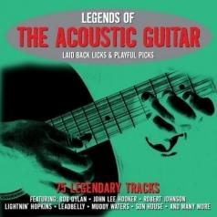 Legends Of The Acoustic Guitar