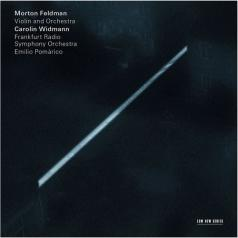 Carolin Widmann: M.Feldman: Violin And Orchestra