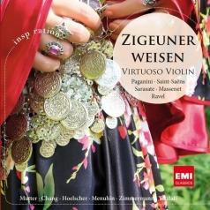 Virtuoso Violin: Sarasate / Paganini / Ravel