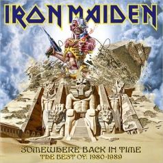 Iron Maiden (Айрон Мейден): Somewhere Back In Time: The Best Of: 1980-1989