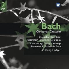 King's College Choir (Хор Королевского колледжа): Christmas Oratorio