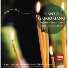 Steinschulte: Canto Gregoriano - Voices Of Silence