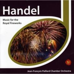 Yehudi Menuhin (Иегуди Менухин): Fireworks Music - Best Of Handel