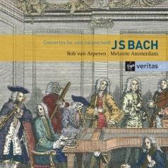Bob Van Asperen (Боб ван Асперен): Harpsichord Concertos Bwv 1052-1059