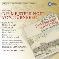 Herbert von Karajan (Герберт фон Караян): Die Meistersinger Von Nurnberg
