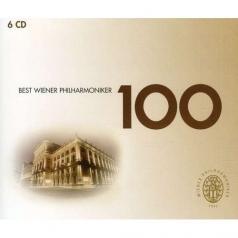 WIENNER PHILHARMONIKER (Венский Филармонический Оркестр): 100 Best Wiener Philharmoniker
