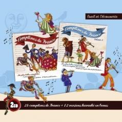 Comptines De France Vol. 1 / Comptines De France Vol. 2