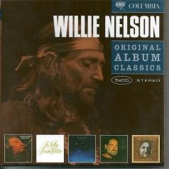Willie Nelson (Вилли Нельсон): Original Album Classics