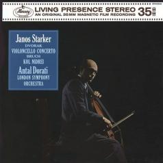 Janos Starker (Янош Старкер): Dvorak Cello Concerto