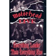 Motorhead (Моторхед): Live: Everything Louder Than Everything Else