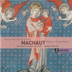 Machaut: Messe De Notre-Dame / Palestrina, Allegri, Morales, Josquin: Musica Della Capella Sistina