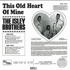 The Isley Brothers: This Old Heart Of Mine