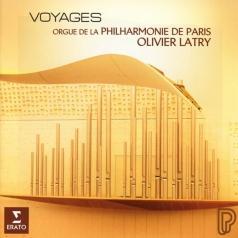 Voyages (Transkriptionen Für Orgel)
