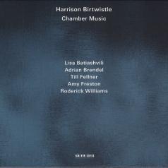 Harrison Birtwistle: Harrison Birtwistle Chamber Music