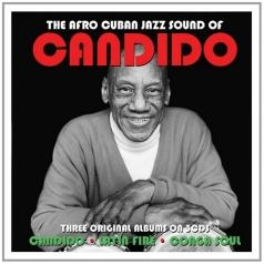 Candido (Кандида): The Afro Cuban Jazz Sound Of