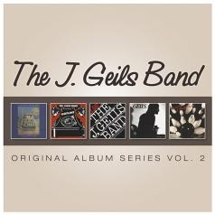 The J. Geils Band (Зе Гилс Банд): Original Album Series Vol. 2
