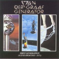 Van Der Graaf Generator: 1St Generation