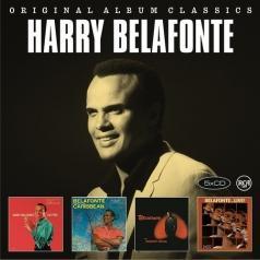 Harry Belafonte (Гарри Белафонте): Original Album Classics