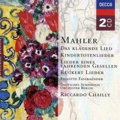 Riccardo Chailly (Рикардо Шайи): Mahler: Das Klagende Lied / Lieder