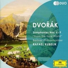 Rafael Kubelik (Рафаэль Кубелик): Dvorak: Symphones 6-9