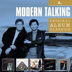 Modern Talking (Модерн Токинг): Original Album Classics