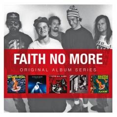 Faith No More (Фейт Но Море): Original Album Series