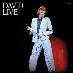 David Bowie (Дэвид Боуи): David Live (2005 Mix)