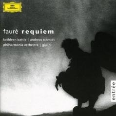 Seiji Ozawa (Сэйдзи Одзава): Faure: Requiem op.48 · Pavane op.50 · Elegie op.24