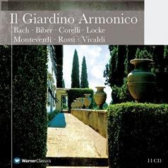 Il Giardino Armonico (Гармонический сад): The Collected Recordings Of Il Giardino Armonico