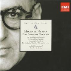 Michael Nyman (Майкл Найман): Peter Greenaway Film Music