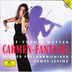 Anne Sophie Mutter (Анне-Софи Муттер): Carmen Fantasy