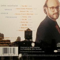 John Scofield (Джон Скофилд): Grace Under Pressure