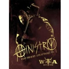 Ministry (Министри): Enjoy The Quiet - Live At Wacken 2012