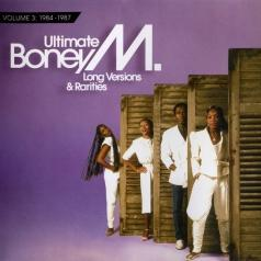 Boney M.: Ultimate Boney M. - Long Versions & Raritiets