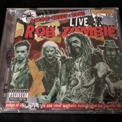 Rob Zombie (Роб Зомби): Astro-Creep: 2000 Live Songs Of Love, Destruction And Other Synthetic Delusions Of The Electric Head