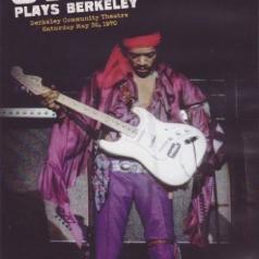 Jimi Hendrix (Джими Хендрикс): Jimi Plays Berkeley