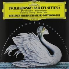 Mstislav Rostropovich (Мстислав Ростропович): Tchaikovsky: Ballet Suites II - Swan Lake; Sleeping Beauty
