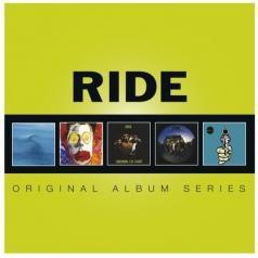 Ride: Original Album Series