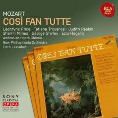 Leontyne Price (Леонтина Прайс): Cosi Fan Tutte, K. 588