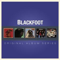 Blackfoot (Блэкфут): Original Album Series