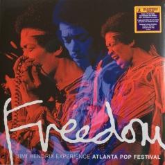 The Jimi Hendrix Experience (Джими Хендрикс): Atlanta Pop Festival