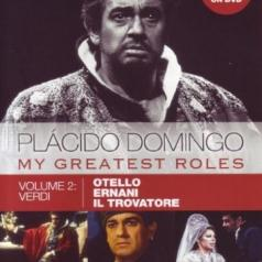 Placido Domingo (Пласидо Доминго): Domingo: My Greatest Roles Volume 2 - Verdi