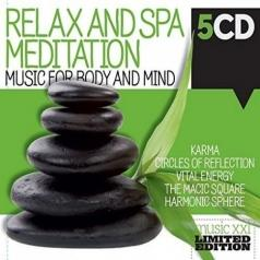 Relax Music + Spa