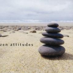 White Line Zen Attitudes